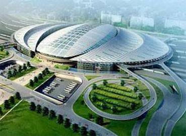 北京南站枢纽工程